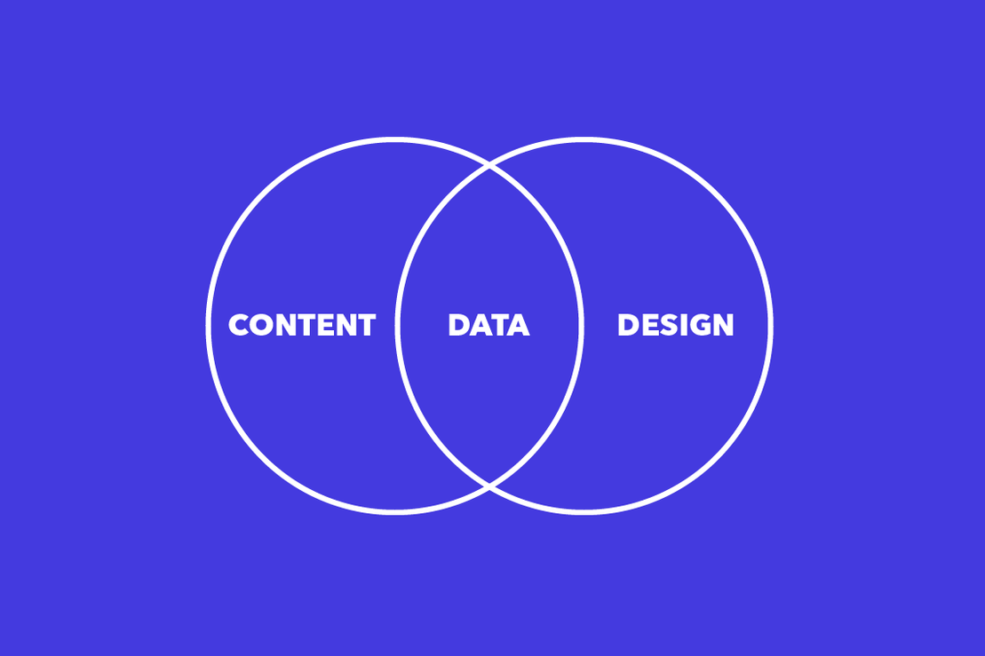 How is content-driven design achievable at scale?