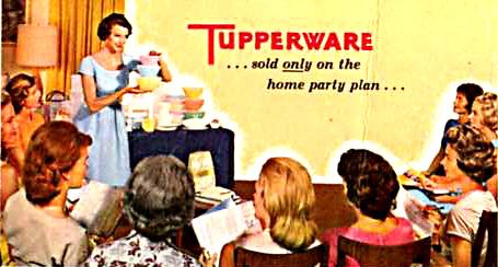 Tupperware home party