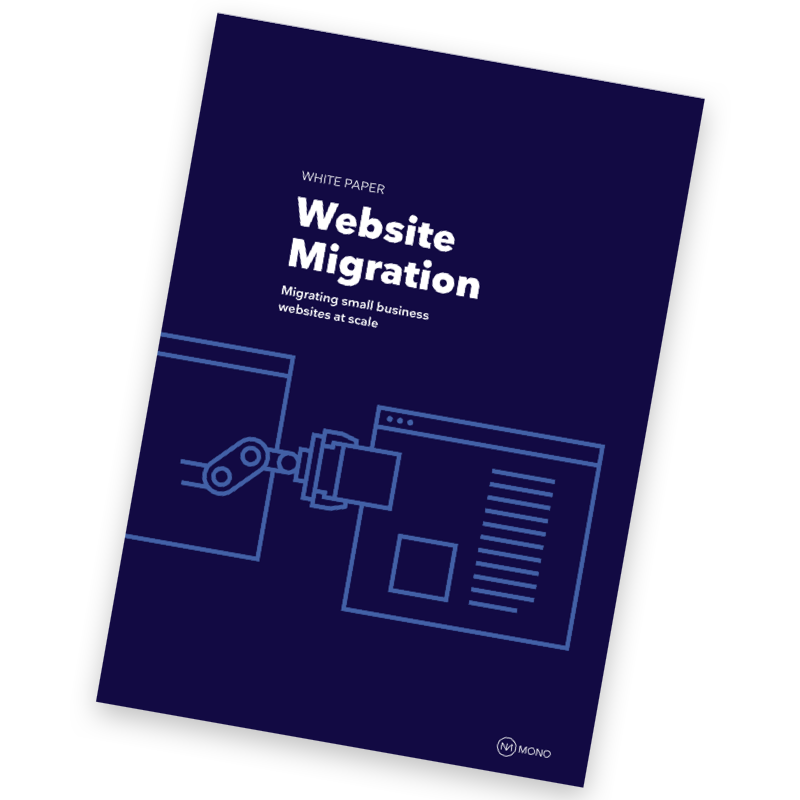 Guide about website migration at scale