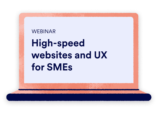 Webinar: High-speed websites and UX for SMEs